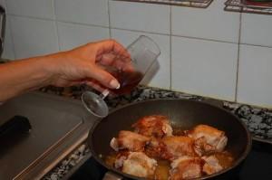 Echamos el Vino Oloroso Seco