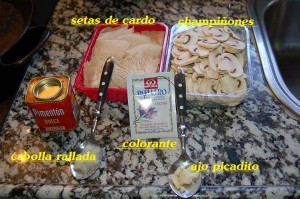 INGREDIENTES FACILES.